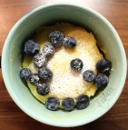 Zitronen - Mikrowellenkuchen