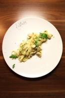 Pesto – Garnelen – Nudeln