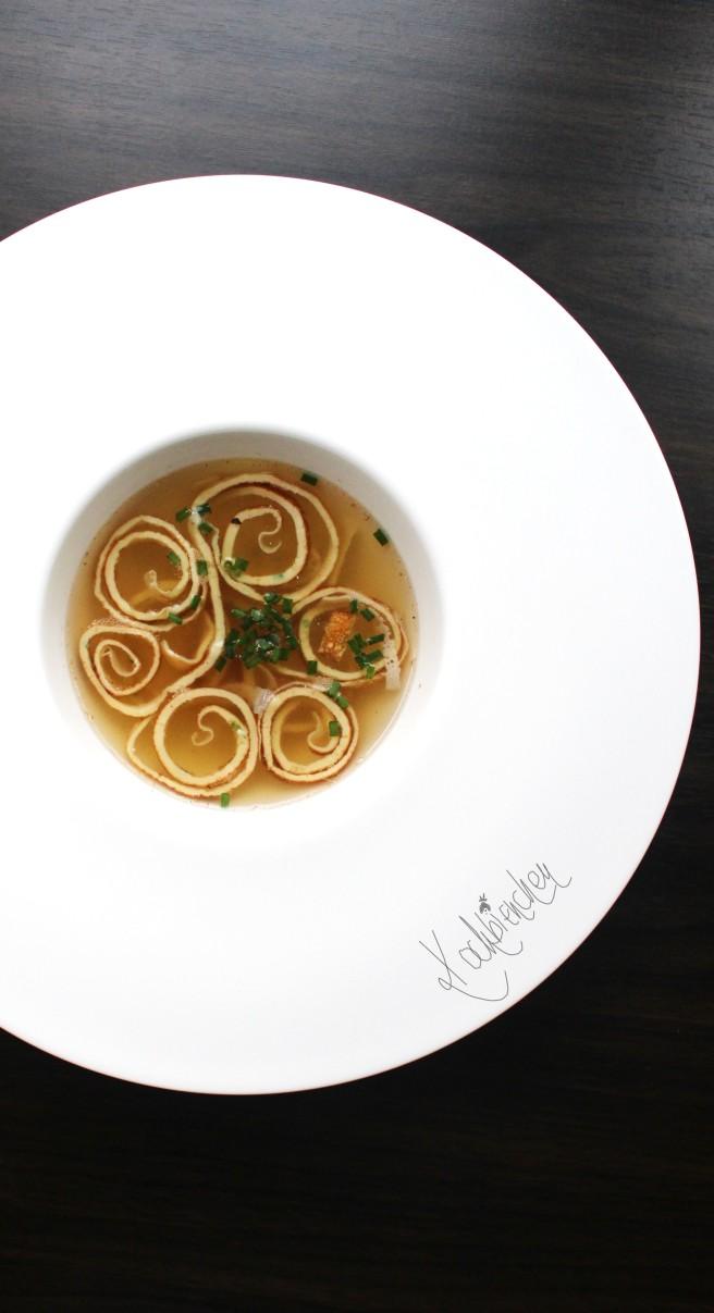 Pfannkuchensuppe 2